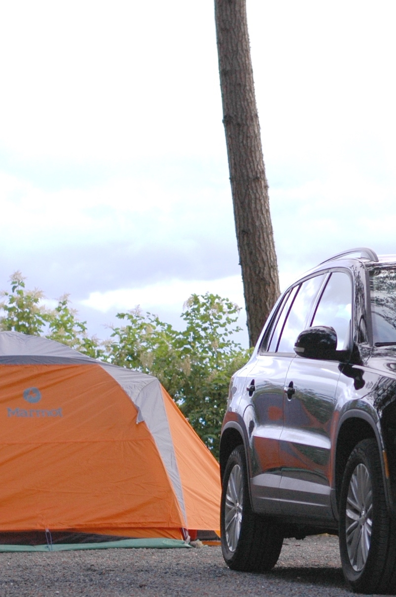 Review: met Rent-a-Tent op roadtrip