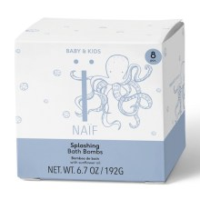Naïf – Splashing Bath Bombs | Baby & Kids