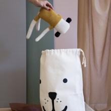 Tellkiddo – Fabric Bag Bear
