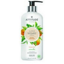 Attitude – Super Leaves Handzeep Orange Leaves