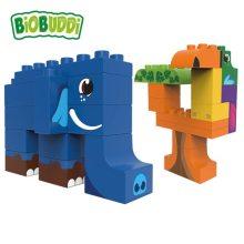 Biobuddi – Bouwblokken Jungle