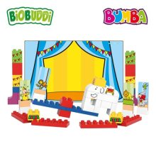 Biobuddi – Bouwblokken Bumba Circus