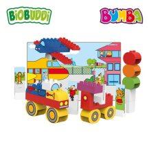 Biobuddi – Bouwblokken Bumba Op Reis