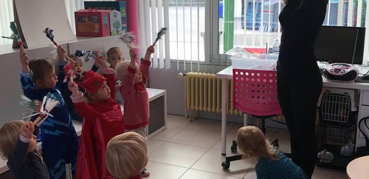 Integratie kinderdagverblijf