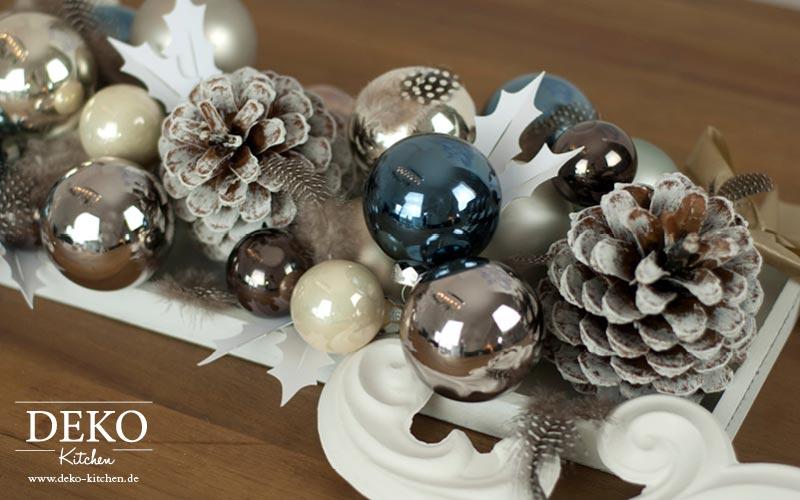DIY WeihnachtsDekoInspiration fr den Tisch  DekoKitchen