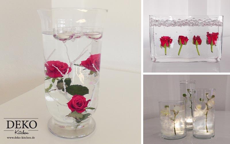 DIY Centerpiece fr Hochzeiten mit Unterwasserblumen