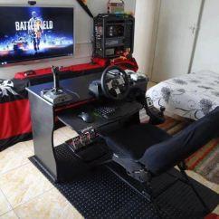 Best Chair For Pc Gaming 2016 Leather Zero Gravity Canada Birbirinden İlginç Özel Tasarım Genç Odaları - Dekoloji Ev Dekorasyon Fikirleri Blogu