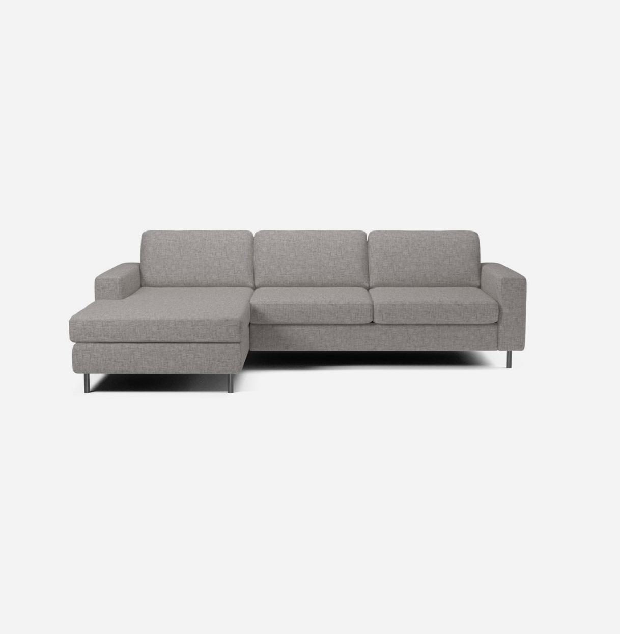 four seat sofa with chaise sectional sofas okc ok scandinavia 3 3½ 4 seater longue dekorama