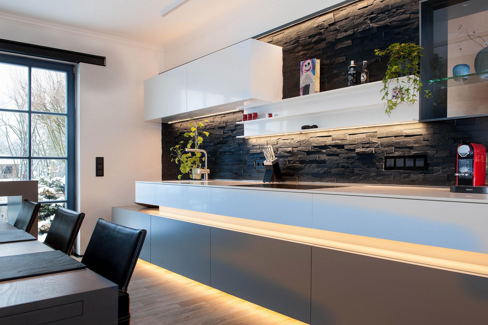 Moderne Wohnraume Mit Stimmiger Led Beleuchtung Gestalten