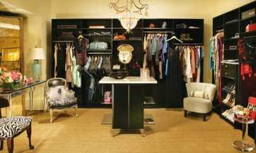 dressing-rooms