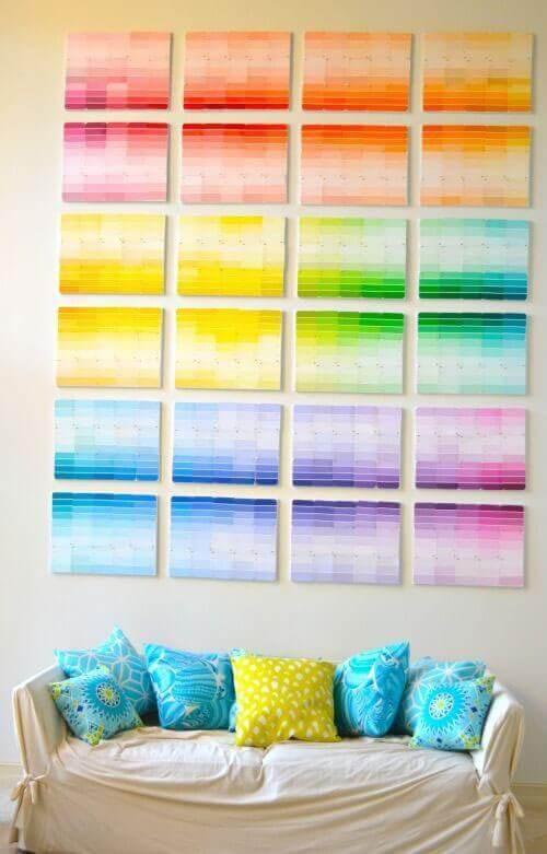 rengarenk-kagitlardan-duvar-dekorasyon-onerisi