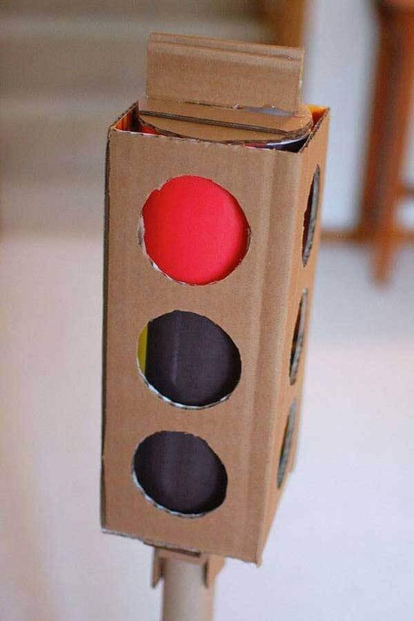karton kutudan oyuncak fikirleri