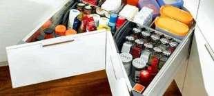 Küçük Mutfakları Kullanışlı Hale Getirecek 15 Öneri