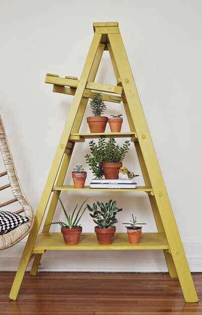 eski merdivenleri dönüştürme fikri
