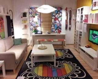 30 harika ikea oturma odas dekorasyonu ev dekorasyon for 30 m2 salon dekorasyonu