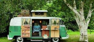 Tatilcilerin Görmesi Gereken 25 Şirin Karavan Tasarımı