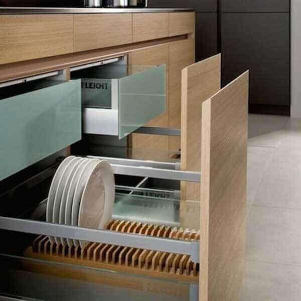 Mutfak saklama çözümleri