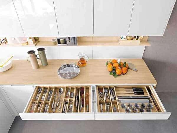 Mutfak düzeni