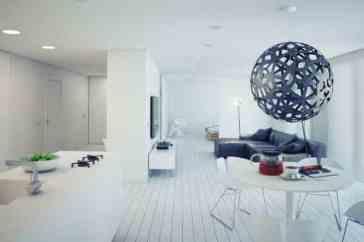 minimalist-ev-dekorasyon-ornekleri