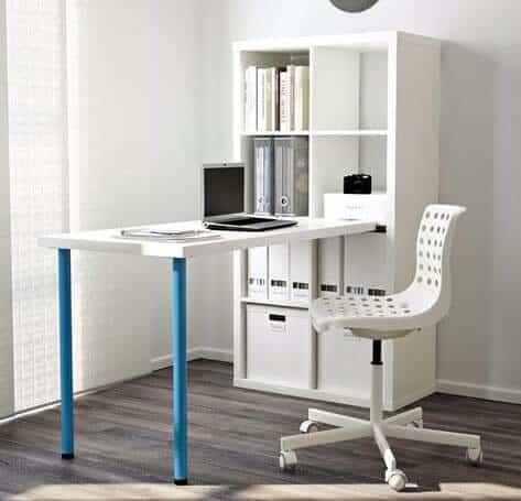 Farklı tarz IKEA çalışma masası