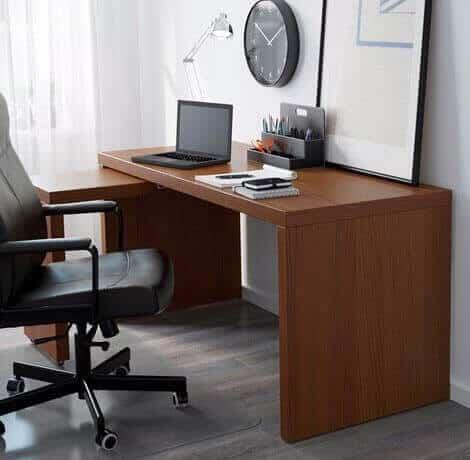 IKEA çalışma masaları