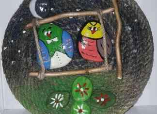 tas-boyama-ile-dekoratif-tablo-yapilisi