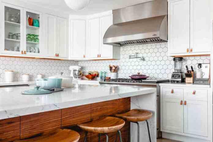 Mutfak tasarımı fikirleri