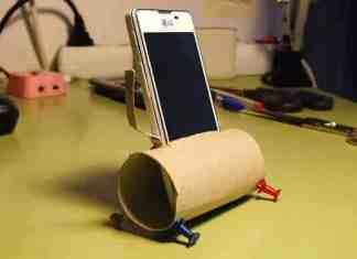 Kendin yap telefon tutucu fikirleri