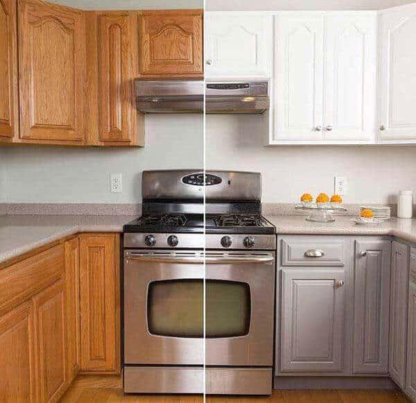 Eski Mutfak Dolapları Nasıl Boyanır, Hangi Boya Kullanılır?