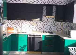 Mutfak dolabı kaplama nasıl yapılır