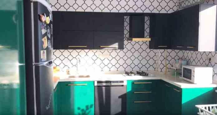 Mutfak dolabı kaplama sonrasında mutfak dolaplarının kullanımı