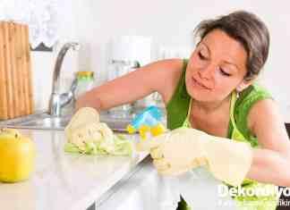 Pratik Mutfak Temizliği
