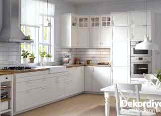İkea mutfak modelleri