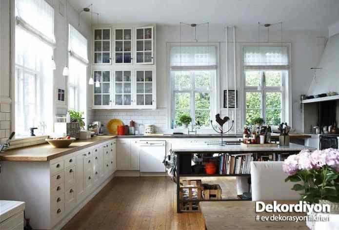 En güzel mutfak modeli örnekleri