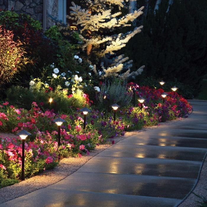 empress led pathway light