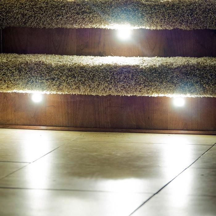 kitchen cabinets portland cabinet unit indoor led recessed stair light kit - dekor® lighting