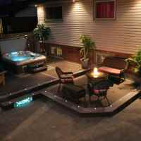 Outdoor Recessed Deck Dot LED Light Kit - DEKOR Lighting