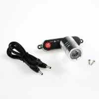 Directional LED Under Cabinet Spot Light w/integral On/Off ...