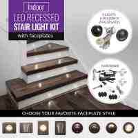 Led Indoor Stair Lights - Frasesdeconquista.com