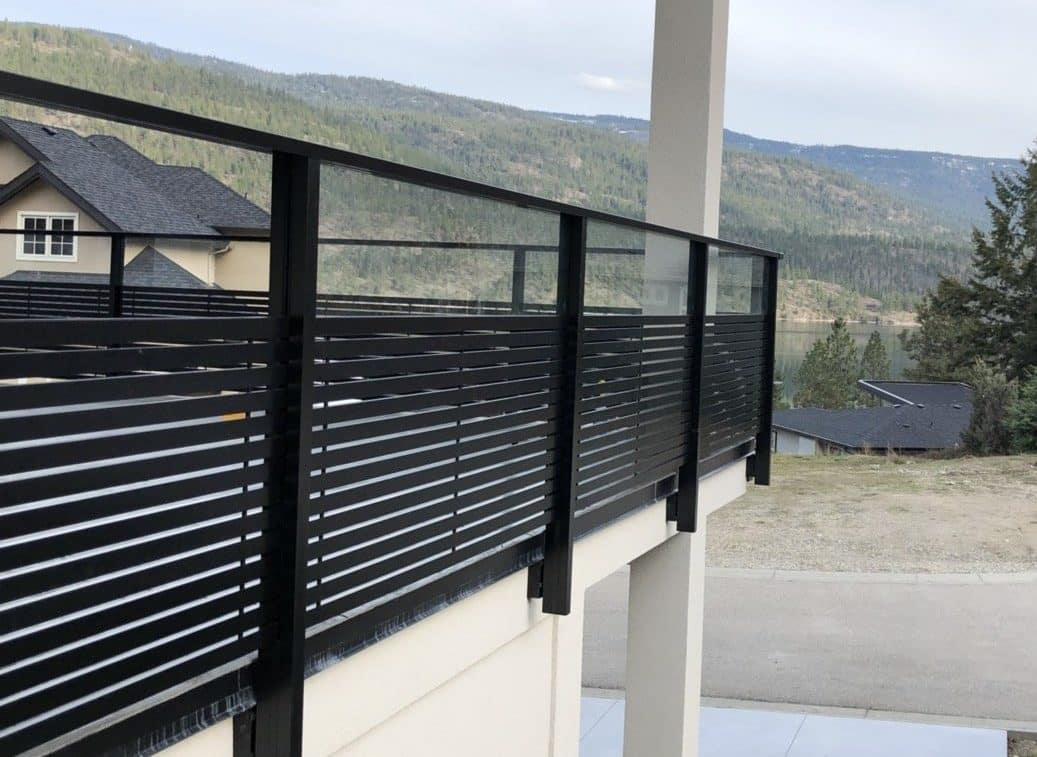 Deck Railing Fasteners