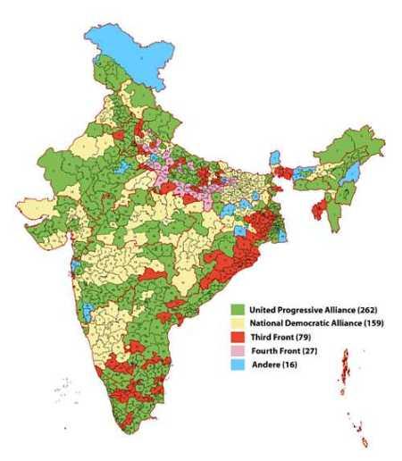 Indiase verkiezingen