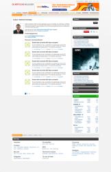 Nieuwe layout: Auteurs pagina