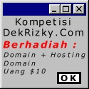 Kompetisi Review DekRizky[dot]com