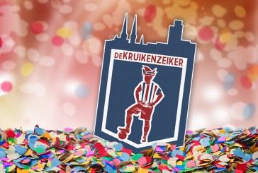 Tijdelijk te koop: De Kruikenzeiker Carnavalsemblemen!