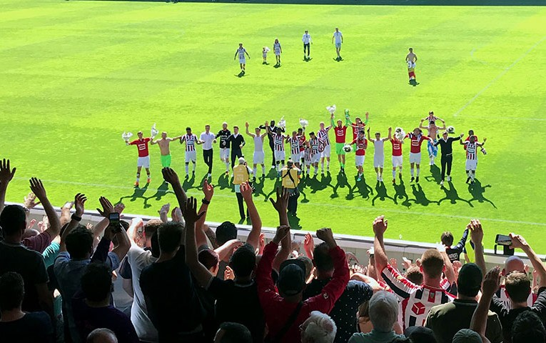 Willem II -  Vitesse