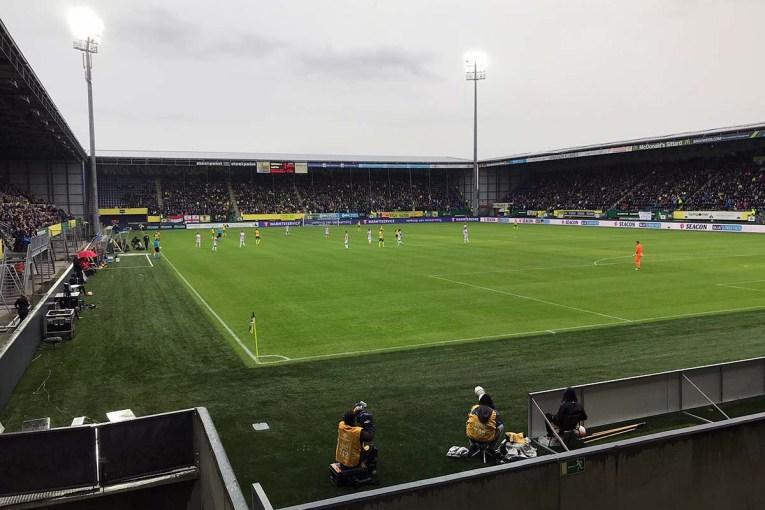 Fortuna Sittard - Willem II