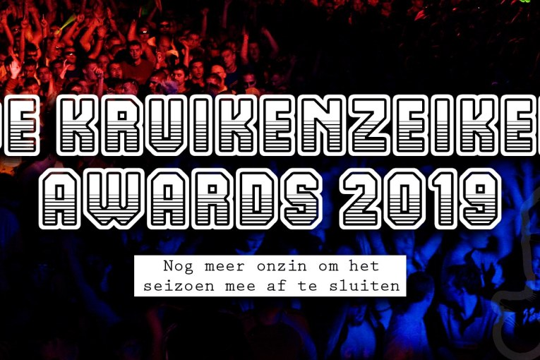 De Kruikenzeiker Awardshow 2018/2019
