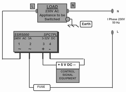 12v 30 amp relay wiring diagram receptacle connection diagrams of ssr - delabs