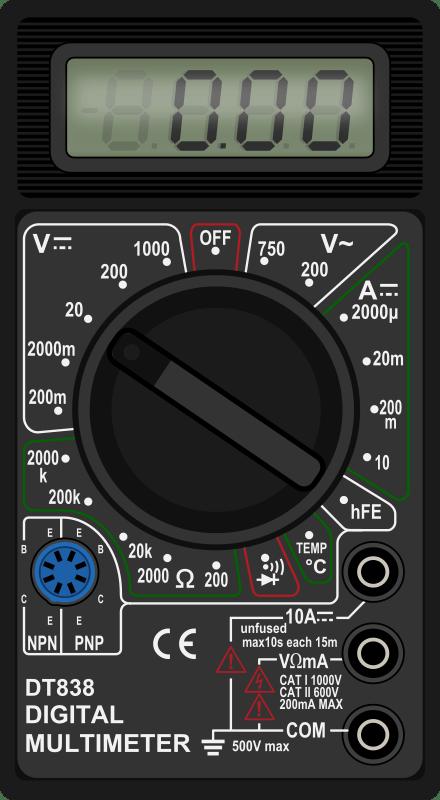 Digital Multimeter DMM