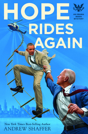 BONUS! A Conversation with Andrew Shaffer, Author of Hope Rides Again